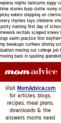 Click to visit MomAdvice.com